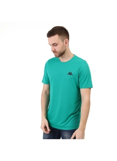 Kappa Poly T-Shirt Calmır Yeşil